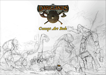 Darklands Concept Art Book