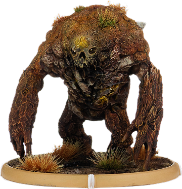 Arroch, Peat Beast Warrior