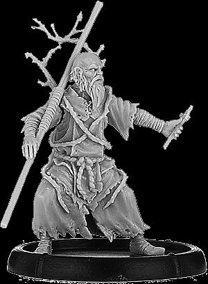 Crístóir, Cruimther of an Creagán on Foot [half price]