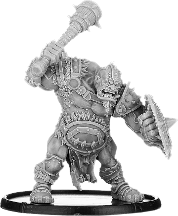 Aatto, Shieldwall Ograx Reiver Warrior