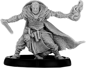 Florus, Seer-Sorcerer of Friesia [half price]