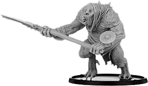 Gando, Great Axe Troll Warrior