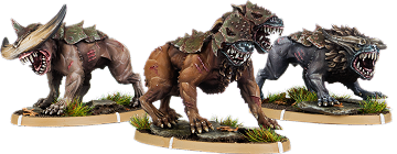 Hounds of Ys, Hound-Aberrant Unit